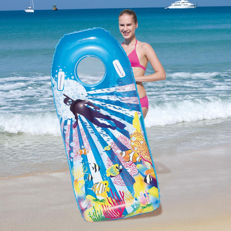 bestway surf rider zum aufblasen g nstig kaufen planet pool shop. Black Bedroom Furniture Sets. Home Design Ideas