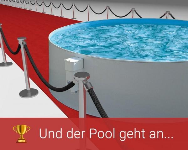 Pool-Tester-Gewinner