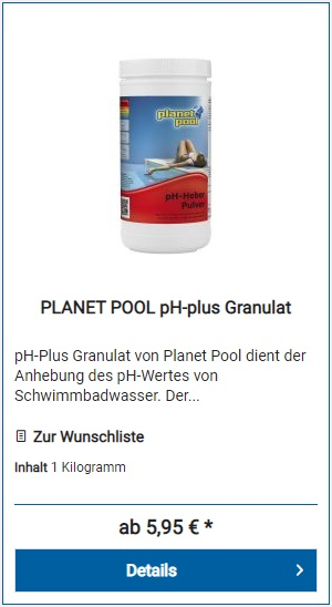 pH-Plus-Granulat