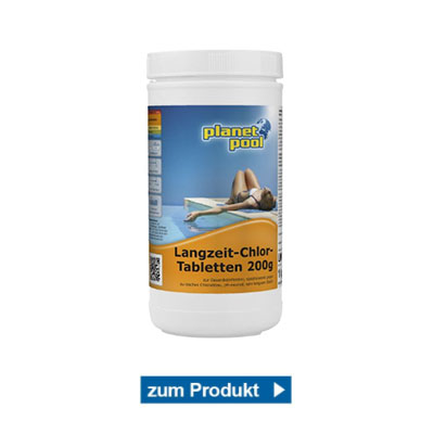 Planet-Pool-Langezeit-Chlor-Tabletten