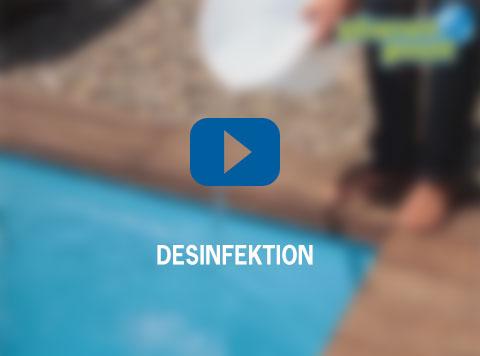 Desinfektion Video